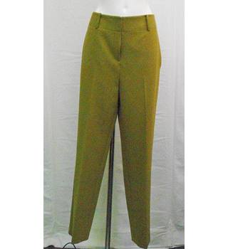 BNWOT M&S green trousers size 14