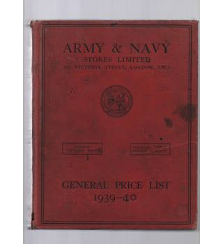 Army and Navy Stores Limited.