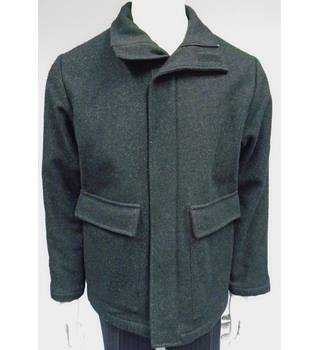 Contemporary Brand - Size M - Charcoal Grey Wool Mix Jacket