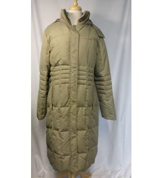 Trespass Size: XL Taupe Casual padded coat