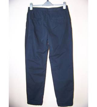 "M&S Marks & Spencer - Size: 32"" - Blue - chinos"