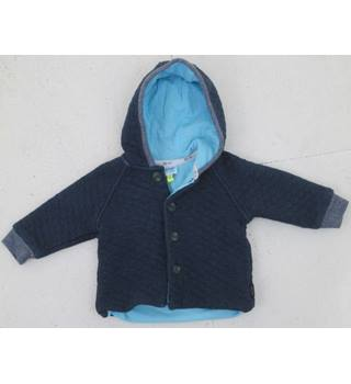 Ted Baker: Size 3-6 months: Blue hoodie