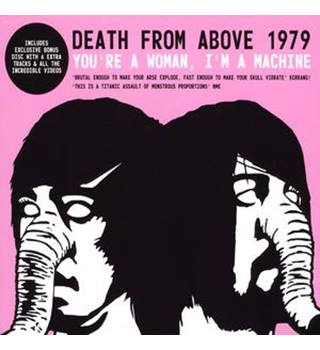 You're A Woman, I'm A Machine - From Above 1979, Death