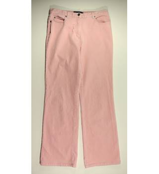 Boden - Size: 12 - Pink - Trousers
