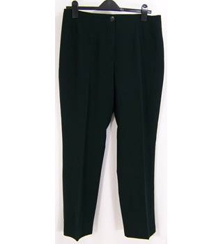 M&S Marks & Spencer - Size: 14M - Black - Trousers
