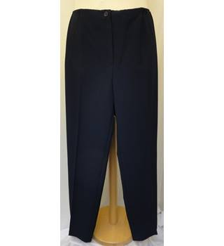 Slimma - Size: 16 - Black - Trousers