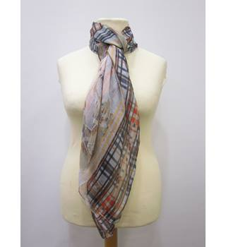BNWT M&S Marks & Spencer - Size: L - Multi-coloured - Scarf