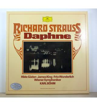 Strauss - Daphne - Wiener Symphoniker conducted by Karl Böhm, Hilde Güden, Fritz Wunderlich, James King - 2721 190