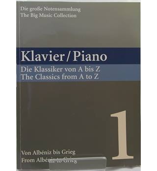 Klavier/Piano. The Classics from A to Z