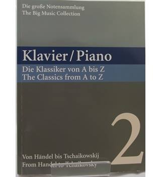Klavier/Piano. The Classics from A to Z. Vol. 2