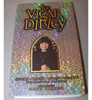 The Vicar of Dibley - the Seasonal Specials VHS 12