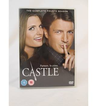 CASTLE THE COMPLETE FOURTH SEASON 15