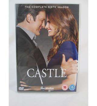 CASTLE THE COMPLETE SIXTH SEASON 15