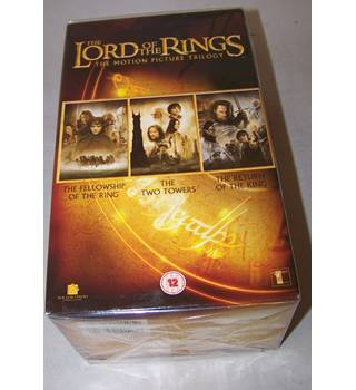 THE LORD OF THE RINGS TRILOGY 12