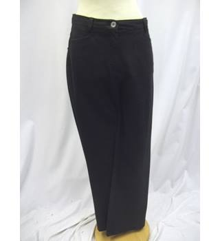 "Olsen - Size: 30"" - Black - Smart Jeans"