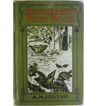 Auntie Amys Bird Book