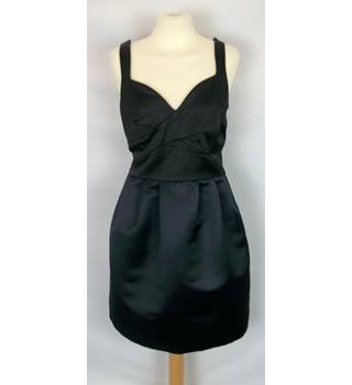 Coast - Size: 12 - Black - Knee length dress