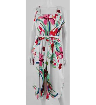 Marks & Spencer  Size: 14  Multi-coloured  Evening dress