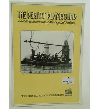 The Perfect Playground -signed copy