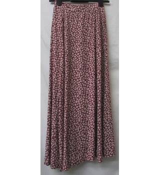 Monsoon - Size: 10 - Purple - Long skirt