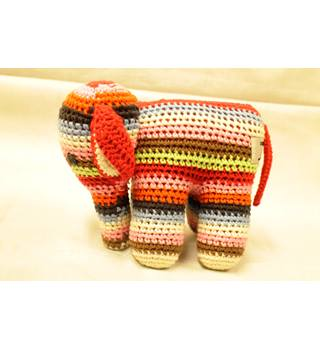 Anne-Claire Petit Amsterdam Hand Crocheted Elephant