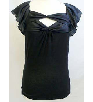 Ted Baker - Size: 10 - Black - Blouse