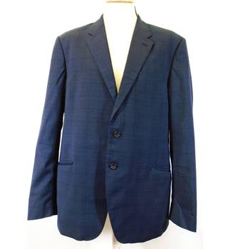 Paul Smith - Size: 44R - Blue - Jacket - 100% wool