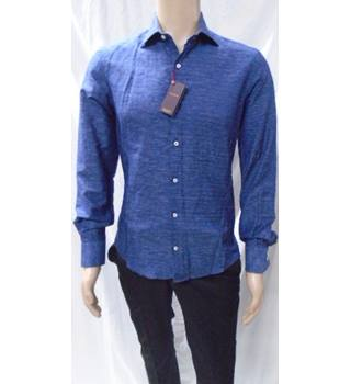 Collezione by M&S  - Size: S - Blue - Long sleeved Shirt