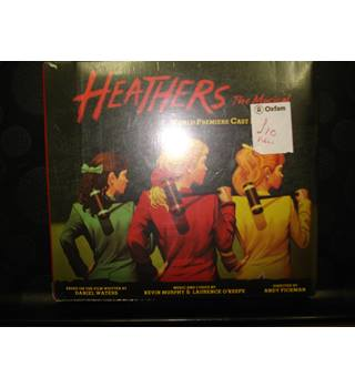 Heathers-the Musical Soundtrack(new and sealed) Cast