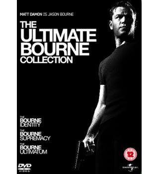 THE ULTIMATE BOURNE COLLECTION 12