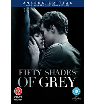 FIFTY SHADES OF GREY - THE UNSEEN EDITION 18