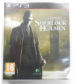 The Testament of Sherlock Holmes