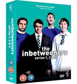 THE INBETWEENERS SERIES 1-3 18
