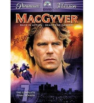Macgyver, The Complete Final Season 7 Non-classified