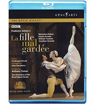 BBC FREDERICK ASHOTON'S La fille Mal gardee Blu ray disc Non-classified