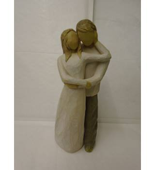 willow tree ornament together (L10)