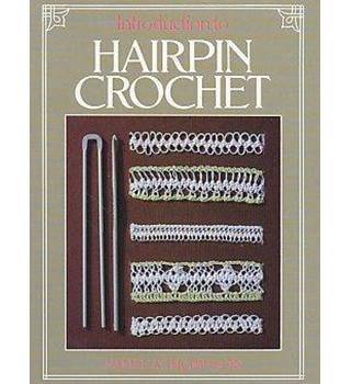 Introduction to hairpin crochet