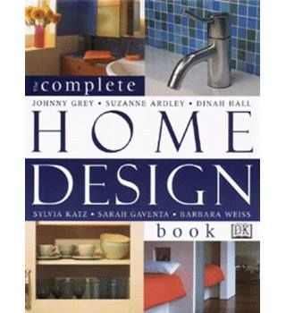 The complete home design book