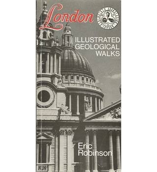 London: Illustrated Geological Walks Book One