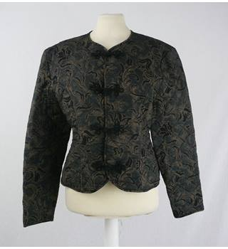 St Michael - Size: 10 - Brown - Jacket