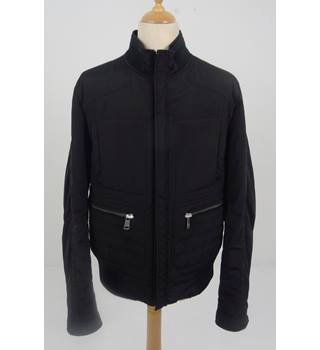 Dolce & Gabbana Large Black Quilted Jacket