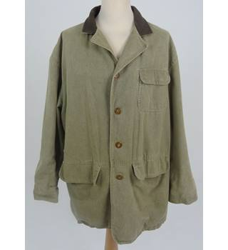 Parkes Size XL Khaki Mens' Jacket