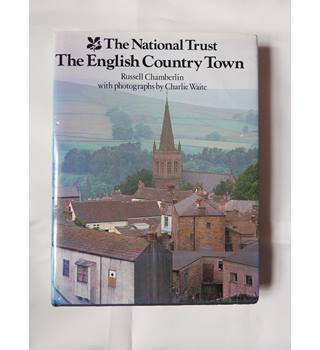 National Trust Book of the English Country Town