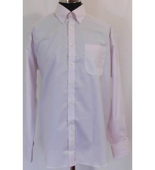 New Marks & Spencer Tailoring Button Down Oxford Shirt Size 17'' Collar