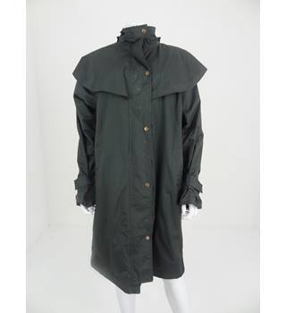 Targetdry Size 14 Military Green Full Length Raincoat