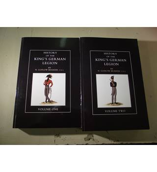 History of the King's German Legion (2 Vols)