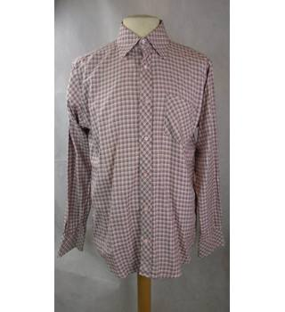 EYE CATCHING MEN'S TED BAKER SHIRT, SIZE 39 Ted Baker - Size: 39 - Multi-coloured - Long sleeved