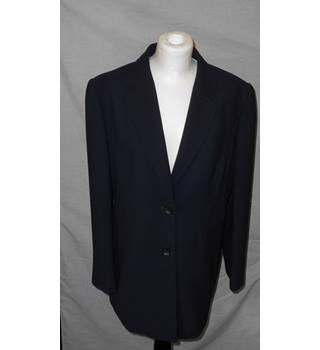 PRECIS PETITE - Size 16 - Black Smart jacket