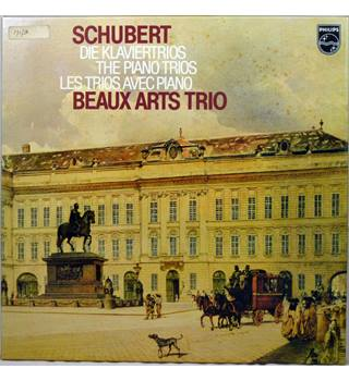 Schubert - The Piano Trios - Beaux Arts Trio - 6747 431