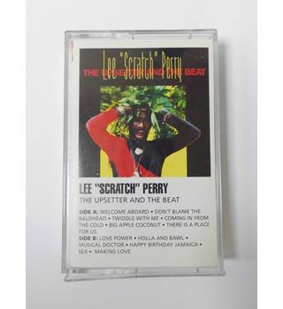 "CASSETTE Lee ""Scratch"" Perry - The Upsetter and the Beat"